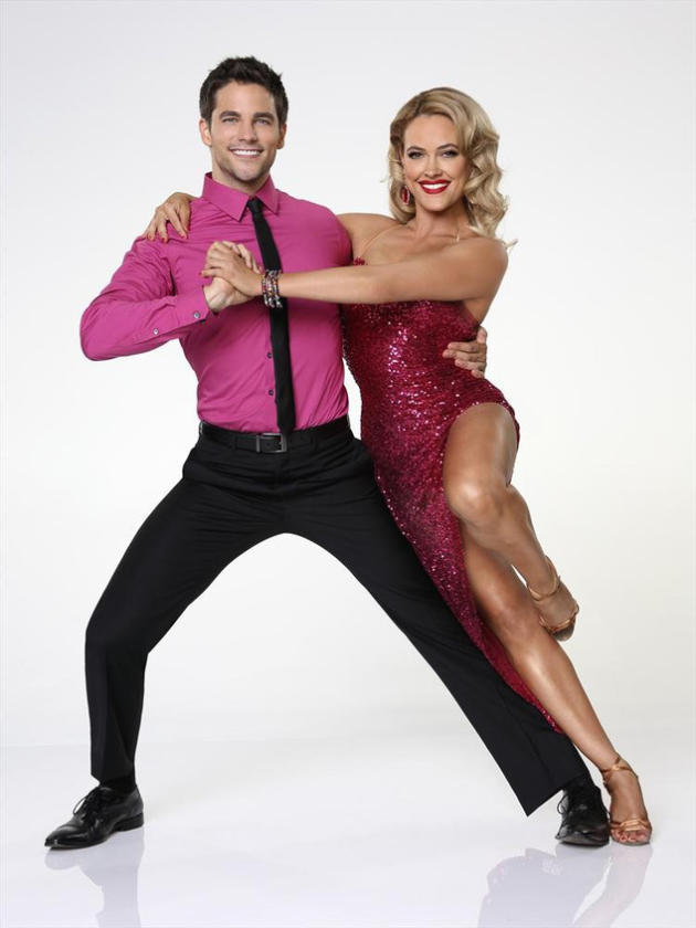 Brant Daugherty on Dancing With the Stars