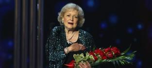 Betty White Wins People's Choice Award