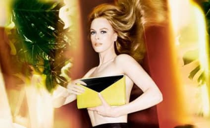 Nicole Kidman: Topless, Sexy for Jimmy Choo!