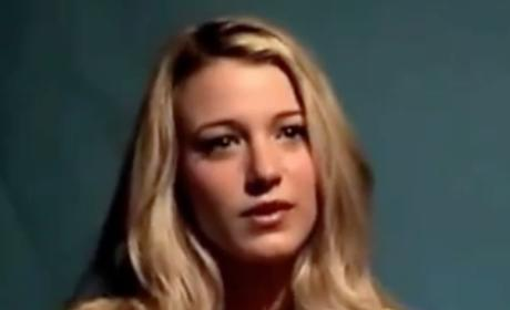 Blake Lively Gossip Girl Audition