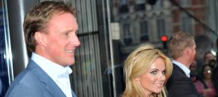 Geri Halliwell and Henry Beckwith: It's Over!