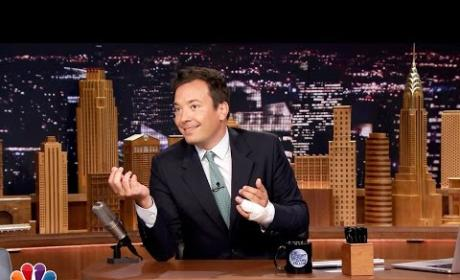 Jimmy Fallon: I Nearly Lost My Finger!