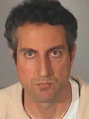Howard K. Stern Mug Shot