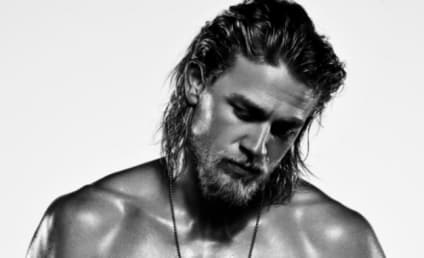 Charlie Hunnam Left Fifty Shades of Grey Because of Robert Pattinson, Source Says
