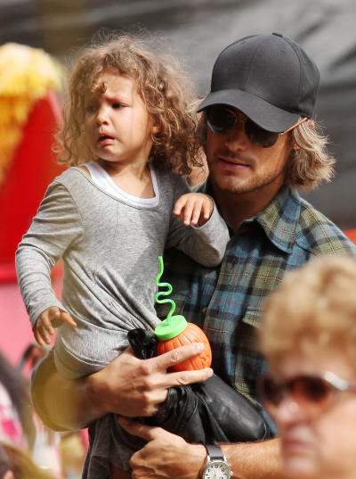 Gabriel Aubry, Daughter
