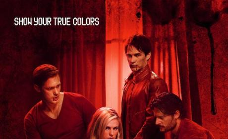True Blood Posters: Show Your True Colors