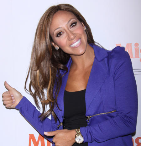 Thumbs Up from Melissa Gorga
