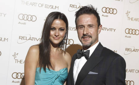 David Arquette and Christina McLarty: Getting Serious! Having Fun!
