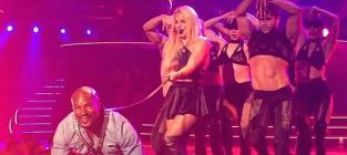 Britney Spears Walks Tyson Beckford on a Leash: WATCH!
