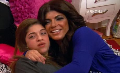 Gia Giudice Turns 14, Remains Depressed About Teresa Giudice Prison Sentence