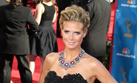Emmy Awards Face-Off: Heidi Klum vs. Claire Danes