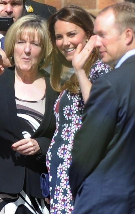 Kate's Baby Bump