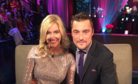 Chris Soules and Whitney Bischoff Intsa Pic