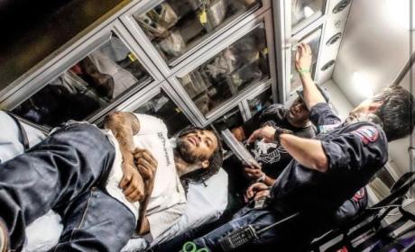 Waka Flocka Flame Overdoses on Weed During Early 4/20 Celebration
