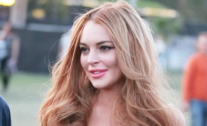 Lindsay Lohan Jokes About Exhaustion, Cute Paramedics