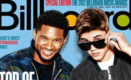 "Usher Labels Justin Bieber ""Dope MC,"" Duo Covers Billboard"