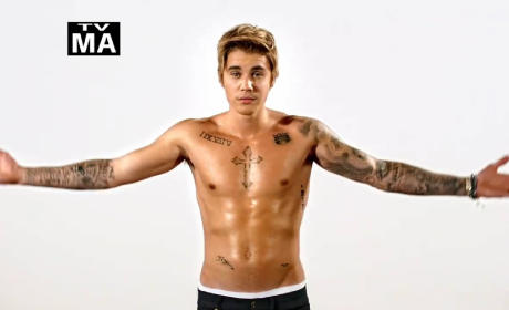 Justin Bieber Workout Pics: Could He Get Any Hotter?!?