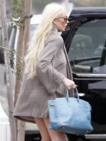 Lindsay Lohan Upskirt Pic