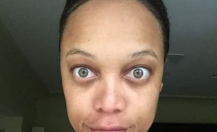 Tyra Banks Goes Makeup Free: This is the REAL Me!