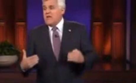 Jay Leno Slams NBC Executives