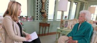 Happy 90th Birthday, Barbara Bush!!!