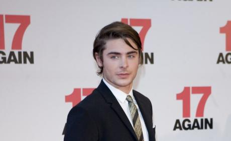 Zac Efron: Furry in France