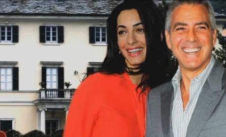 George Clooney and Amal Alamuddin Obtain Marriage License: EEEEK!!!