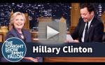 Jimmy Fallon Interviews Hillary Clinton, Part 2