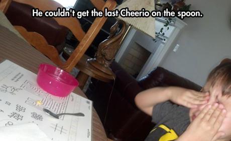 The Last Cheerio