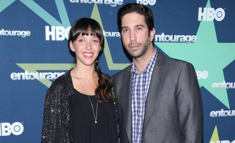 David Schwimmer and Zoe Buckman: Engaged!