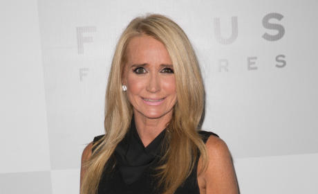 Kim Richards Red Carpet Image
