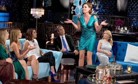 The Real Housewives of NYC Season 8 Cast Confirmed: Who's In?