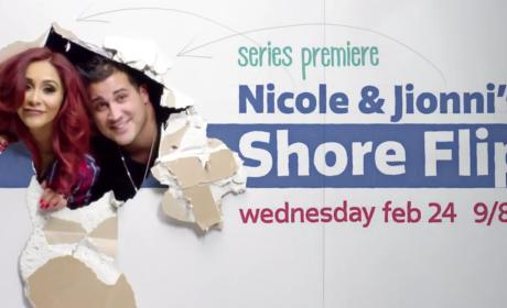 Snooki Previews New Home Show, Houses Everywhere are Doomed