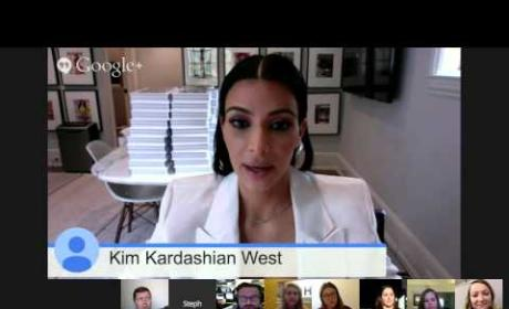 Kim Kardashian Discusses Mental Illness, Documentary