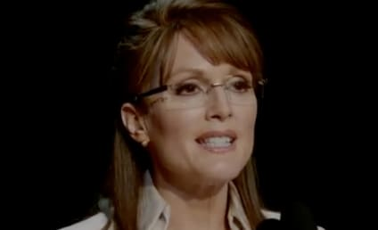 First Look: Julianne Moore as Sarah Palin
