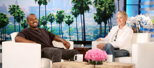 Kanye West on Ellen