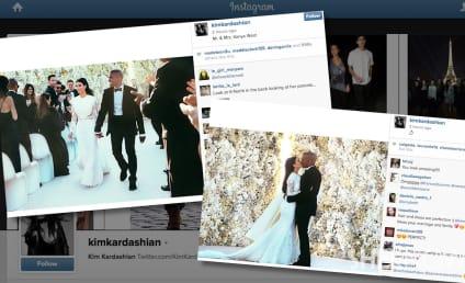 Kim Kardashian Honeymoon Plans: Ireland Bound!