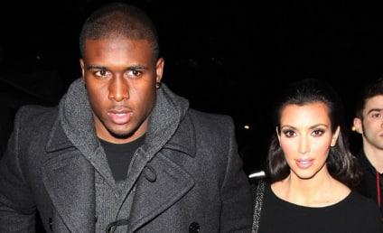 Kim Kardashian & Reggie Bush Totally Might Break Up