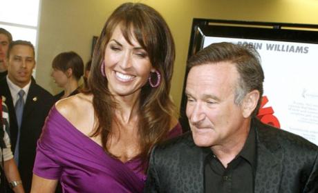 Robin Williams' Widow Demands More Money From Estate
