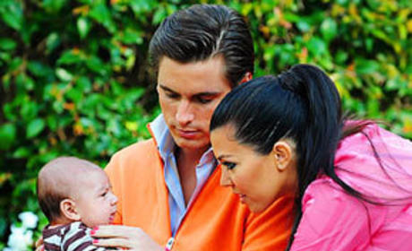 Kim Kardashian Comes to Defense of Scott Disick