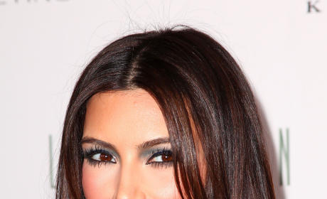 Should Kim Kardashian press charges against the person who flour bombed her?