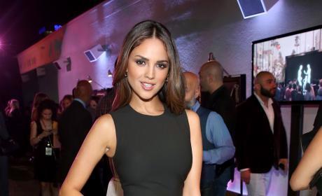Eiza Gonzaleaz Latina Hot List Party