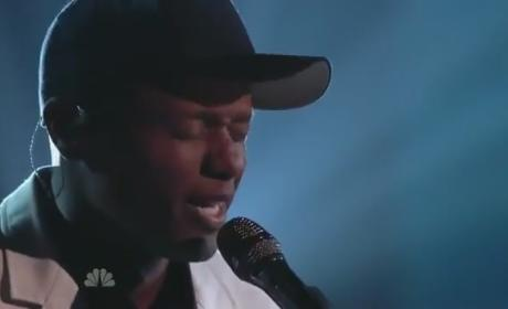Javier Colon - Angel (The Voice)