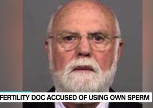 Dr. Donald Cline Shot