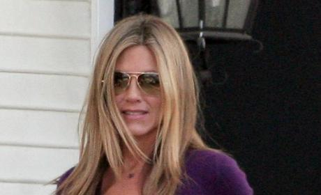 Jennifer Aniston and John Mayer: Back On!