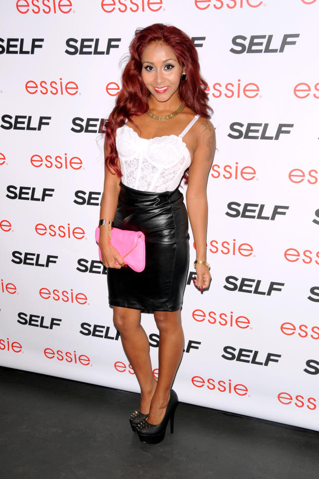 Snooki SELF Rocks the Summer