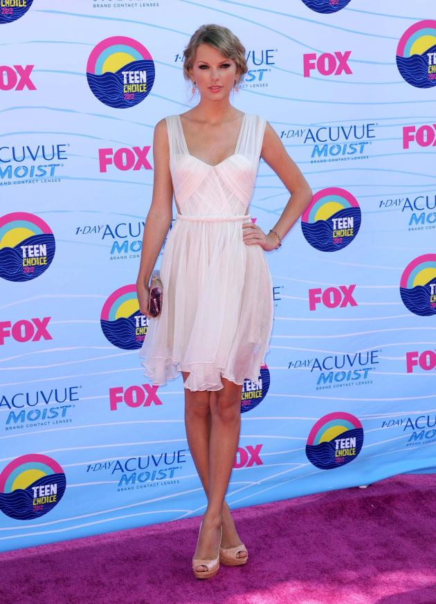 Taylor Swift at Teen Choice Awards