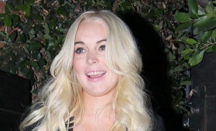 Lindsay Lohan: Burglarized!