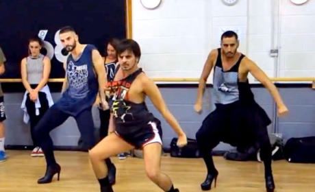 Yanis Marshall Goes Viral Again, Fiercely Dances to Beyonce