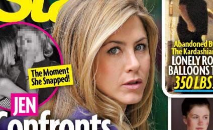 Justin Theroux: Caught Cheating on Jennifer Aniston?!